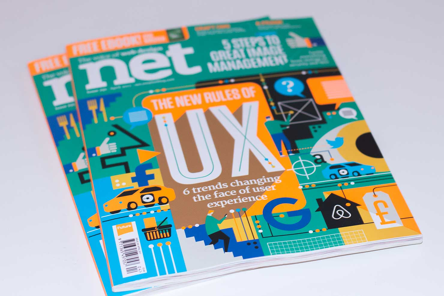 Net Magazine Issue 291